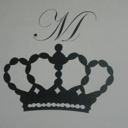 Vinyl Crown Decal